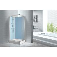 Buy cheap Multi Function Rectangular Shower Cabins For Star Rated Hotels / Supermarket product