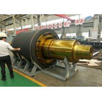 Buy cheap Mining Stone Crusher Parts , Crusher Rollers 65 Metric Ton Max product
