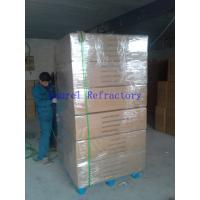 Buy cheap Customized Low Shrinkage Ceramic Fiber Refractory Paper For Gasketing , Sealing product