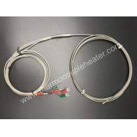 Buy cheap Thermocuple Type K Triplex Flexible Probe Lenght 3500mm Mineral Insulated from wholesalers