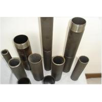 Buy cheap 45 - 114.3mm OD Steel Drill Pipe, 30Crmo / 42CrMo Heavy Weight Drill Pipe product