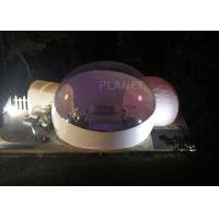 Buy cheap Advertising Inflatable Bubble Ball Two Tunnel , Giant Bubble Tent House product