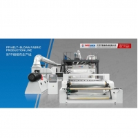Buy cheap High Quality Automatic Nonwoven Meltblown Fabric Machine 600 800 1200 1600 2000mm product