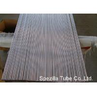 Buy cheap ASME SA789 SA790 Duplex Stainless Steel Round Tube UNS S32205 / S31803 product