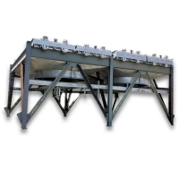 Buy cheap Stainless Steel Air Cooled Heat Exchanger For Ethanol Purification Best Price from wholesalers