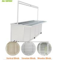 Buy cheap Stainless Steel 304 Ultrasonic Blind Cleaning Machine For Knocks Out Dirt Germs product