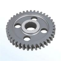Buy cheap High Precision Mechanical Gear Parts Hardened Eccentric Gear Compressor from wholesalers