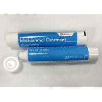 Buy cheap Walgreens Ichthammol Ointment Empty Squeeze Tube Packaging With ABL250/12 Material product
