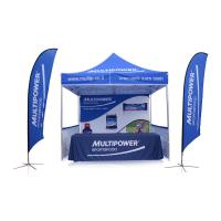 Buy cheap Custom Advertising Aluminum Cheap 10x10 Waterproof Folding Event Stretch Outdoor from wholesalers