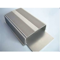Buy cheap Power Supply Shell Electronic Instrument Case Extruded Aluminum Profiles product