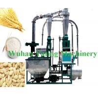 Buy cheap Industry Wheat Flour Mill Machine 350kg Per Hour Flour Mill Processing Plant product