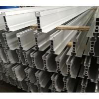 Quality Bright Silver Anodized 6063 T5 Aluminum Extrusion Enclosure With CNC Drilling for sale