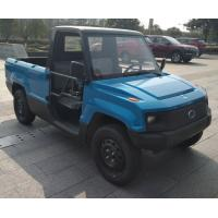 Buy cheap Vehicle Assembling Electric Small Pickup Trucks With Rear Wheel Drive product