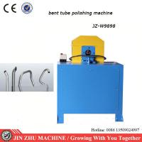 Buy cheap 2.2kw Metal Linishing Machines Polishing Machine For Stainless Steel Bent Tubes product