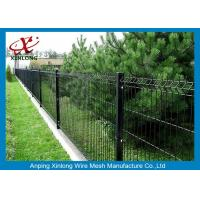 Buy cheap Anti-Corossion Stable Wire Mesh Fence Panels Powders Sprayed Coating product