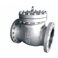 Buy cheap High Pressure LCB / WC6 / WC9, Class 600 / 900 / 1500 Swing API 6D Check Valves product