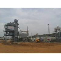 Buy cheap 2 Stage Bag Filtering Asphalt Batch Mix Plant With 5 Cold Feeders 180T Output product