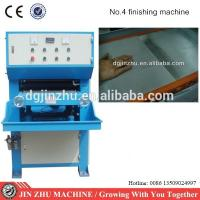 China alibaba automatic sheet metal grinding machine for hairline wire drawing on sale