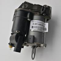 Buy cheap Original Air Suspension Compressor Pump Air Ride Shock Absorbers A2213200704 For Mercedes W221 product