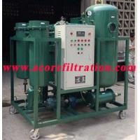 Buy cheap Industrial Waste Lube Oil Purifier product