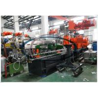 Buy cheap Parallel twin screw extruder PP plastic masterbatch compounding machine from wholesalers