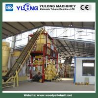 Buy cheap 0.6-1.5t/h HKJ250 poultry feed pellet production line product