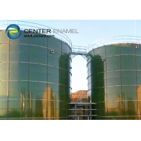 Buy cheap Glass Lined Steel Anaerobic Digestion Tank For Sludge Treatment Projects product