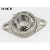 Buy cheap Industry Trap 420 Stainless Steel SUCFL209 Metric Pillow Block Bearings product