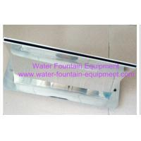 Customized Top Open Water Fall Nozzle