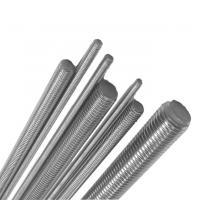 Buy cheap Industrial Stainless Steel All Thread Rod Custom Dimension Non Toxic product