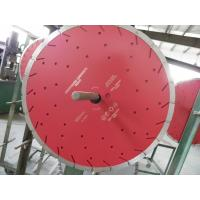 Buy cheap 350mm Diamond Concrete Saw Blades for  For Cutting Reinforced Concrete Structures, Road Construction product