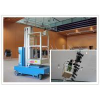 Buy cheap GTWZ5-1005 Self Propelled Aerial Work Platform 136 kg Rated Load For Warehouse product