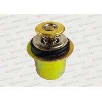 Buy cheap Aluminum OEM PC300-7 Excavator Thermostat 6741-61-1610 For Komatsu from wholesalers