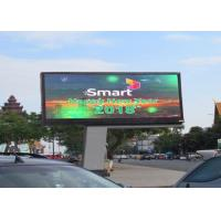 Buy cheap Commercial DIP P10 Outdoor Front Service LED Display LED sIGN For Business Advertising product