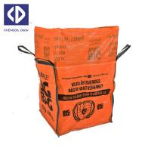 Buy cheap Waterproof Pp Woven Bags Jumbo Bulk Big Bags UV Resistant Reinforcement product