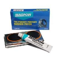 Buy cheap Magpow Rubber Patch,PVC Label Patch product