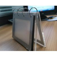 Buy cheap Acrylic Desktop calendar stand / Clear Desktop Picture Holder product