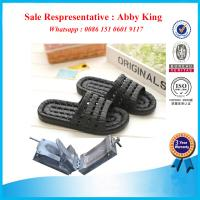 Buy cheap High Quality New Pvc Air Blowing Flat Durable Slipper Slipper Shoes Sole Mould product