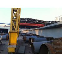 Buy Q345B Pre Engineered Building Steel Frame For Large Workshop And Airport at wholesale prices