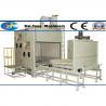 Buy cheap 500kg Pressure Pot Sandblaster , Automatic Sandblasting Machine Two Work Stations Type product