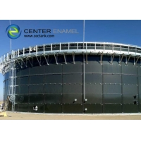 Buy cheap Glass Lined Steel Commercial Water Storage Tanks For Industrial Wastewater from wholesalers