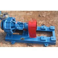 Buy cheap Hot Thermal Oil Pump / Centrifugal Thermal Oil Circulation Pump 350°C product