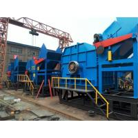 Buy cheap Vertical Industrial Scrap Metal / Rubber Crushing Machine Low Energy from wholesalers