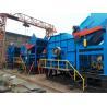 Buy cheap Vertical Industrial Scrap Metal / Rubber Crushing Machine Low Energy from wholesalers