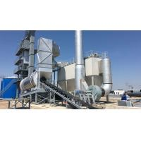 Buy cheap LB-2000 model Asphalt mixing Plant , 0.075mm aggregate 0.7MPA compressor, 5.5kw filler conveyor product