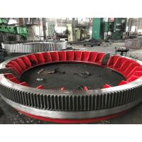 Buy cheap Big Steel Gear wheel made in China, Chinese big spur gear ring, ring gear manufacturer product