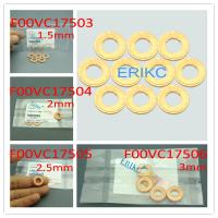 Buy cheap ERIKC fuel injection systems 7.1*15*2.5mm copper , common rail diesel copper washers F00VC17505 product