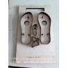 Buy cheap Flip flops slipper steel rule dies China supplier, flip-flops sole steel cutting from wholesalers