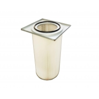 Buy cheap 10m2 Dust Collector Polyester PTFE Cartridge Filter product