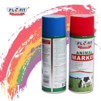 Buy cheap Harmless Colorful Animal Marking Paint Safe Spray Distinguish Between Sheep / Pig / Cattle product
